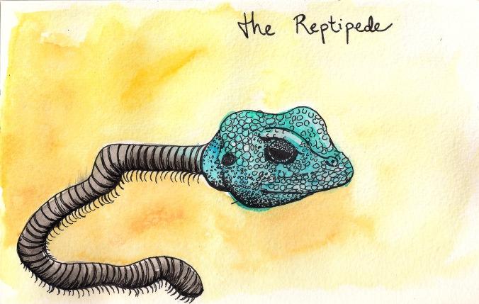 Reptipede