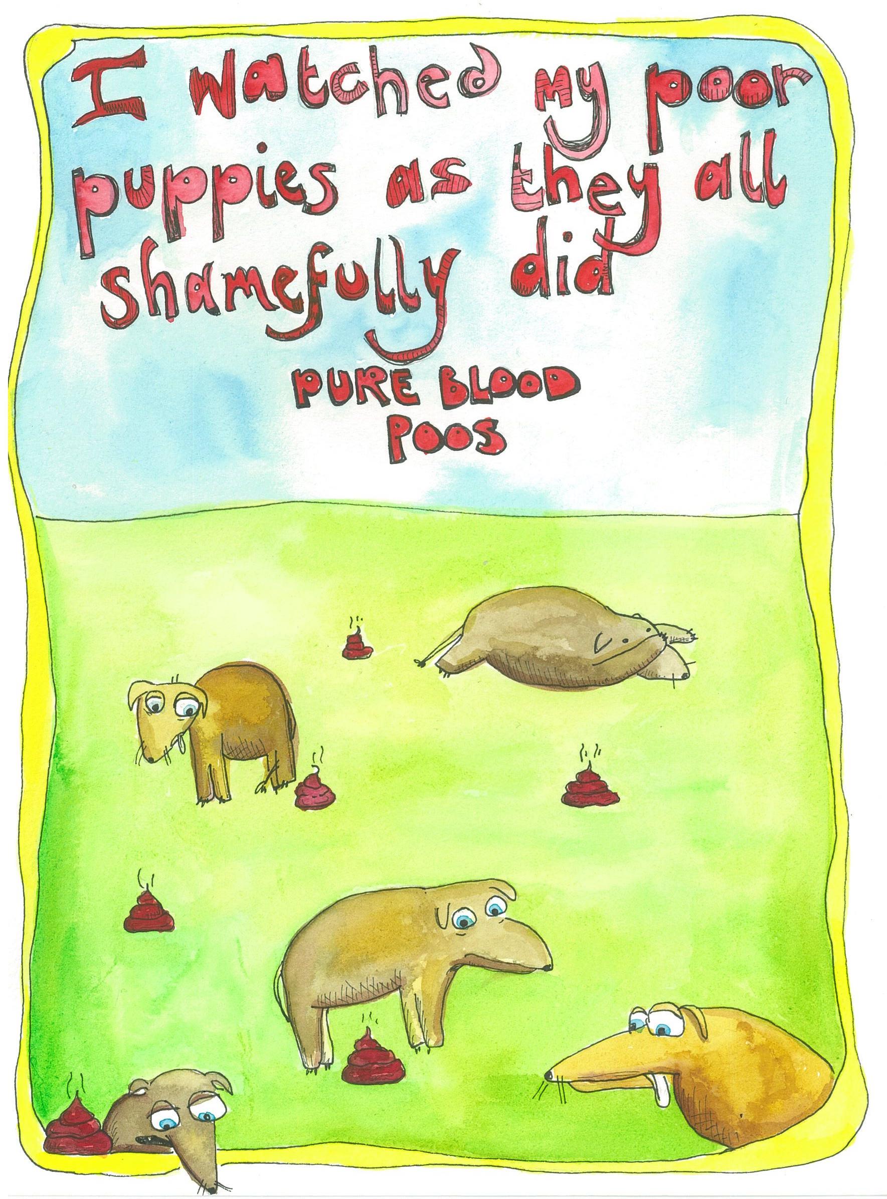 poor puppies 2